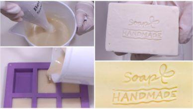 SAPONE PER BAMBINI E PELLI DELICATE – DIY BABY SOAP