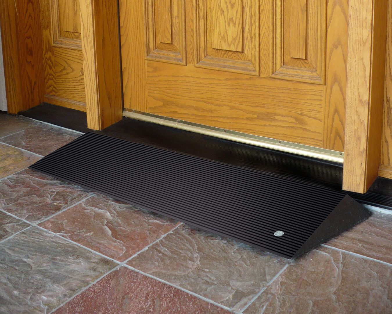 Rubber Threshold Ramps   Products   Wheelchair ramp, Rubber