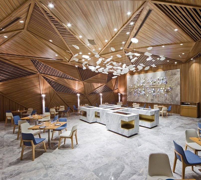 Best Restaurant Interior Design Trends for 2017 Design