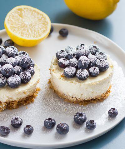 mini lemon cheesecake sous vide the precise temperature of sous