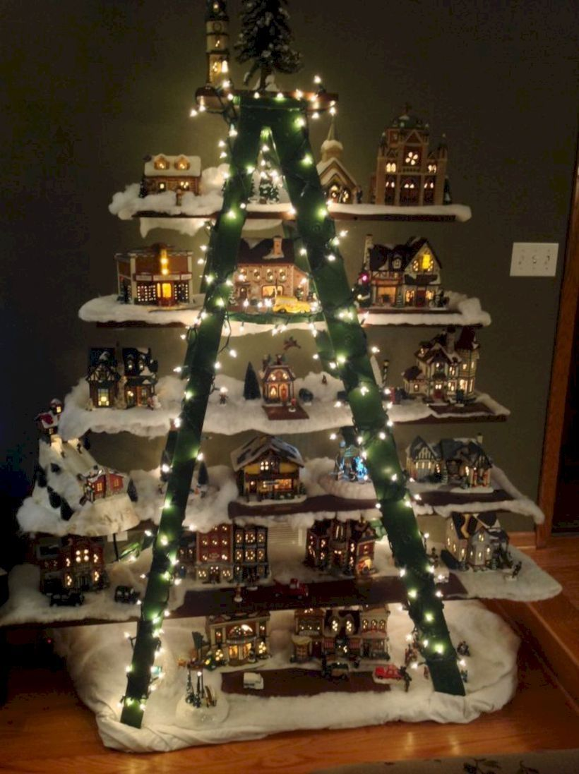 40 Non-traditional Christmas Tree to Give to Your Home | Pinterest ...