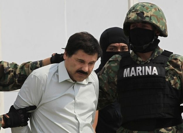 The World's Most-Wanted Drug Lord Has Been Captured By Mexican