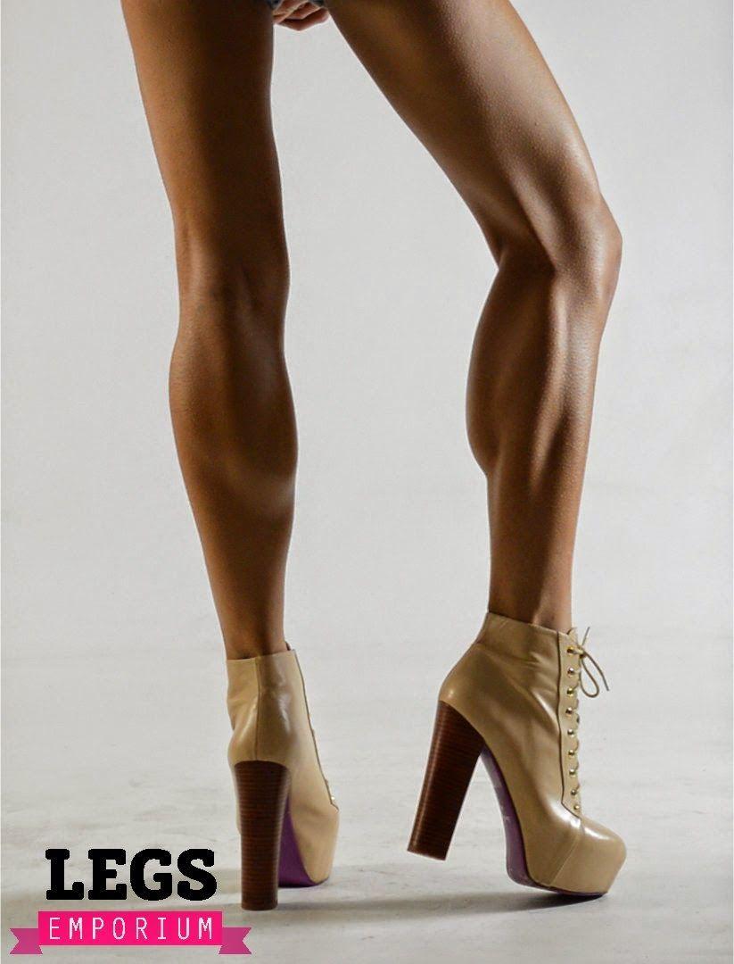 Legs Emporium: Holy Hot Leg moment tease from Rina   Beautiful ...