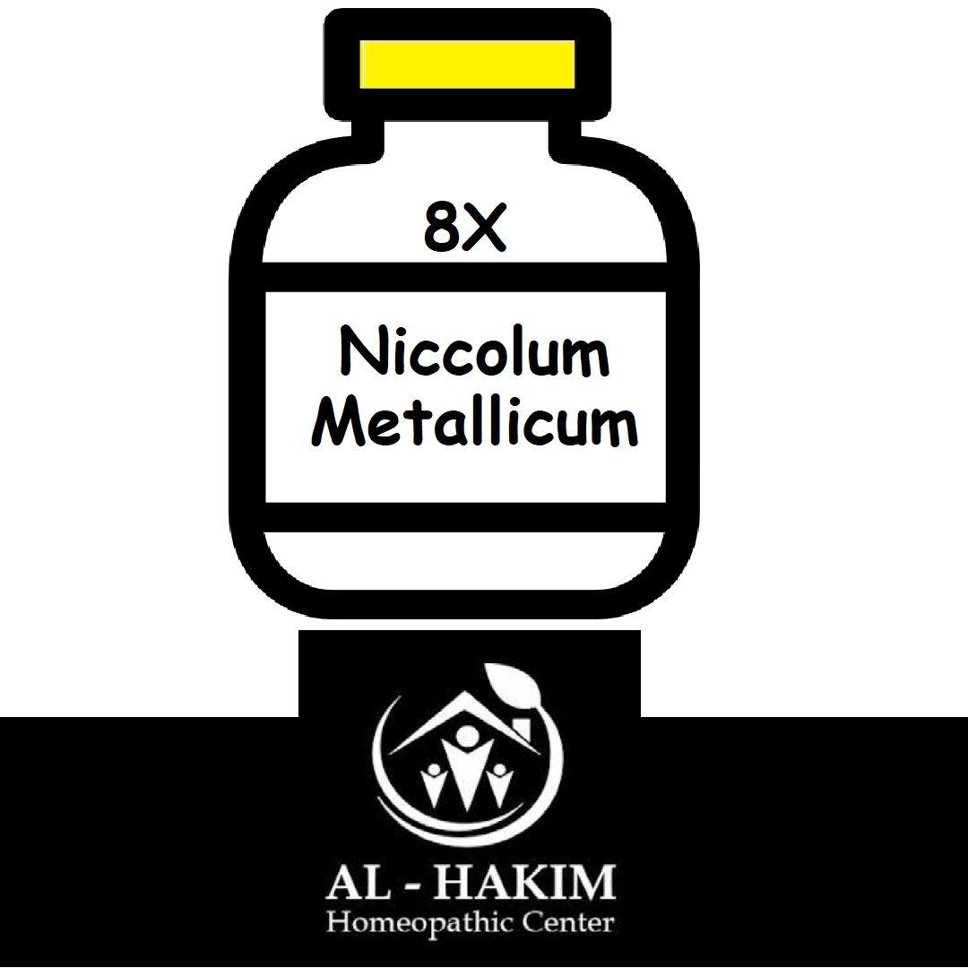 Niccolum Metallicum Homeopathic, Homeopathic remedies