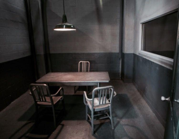 Interrogate. #L.M.Paver @lmpaver