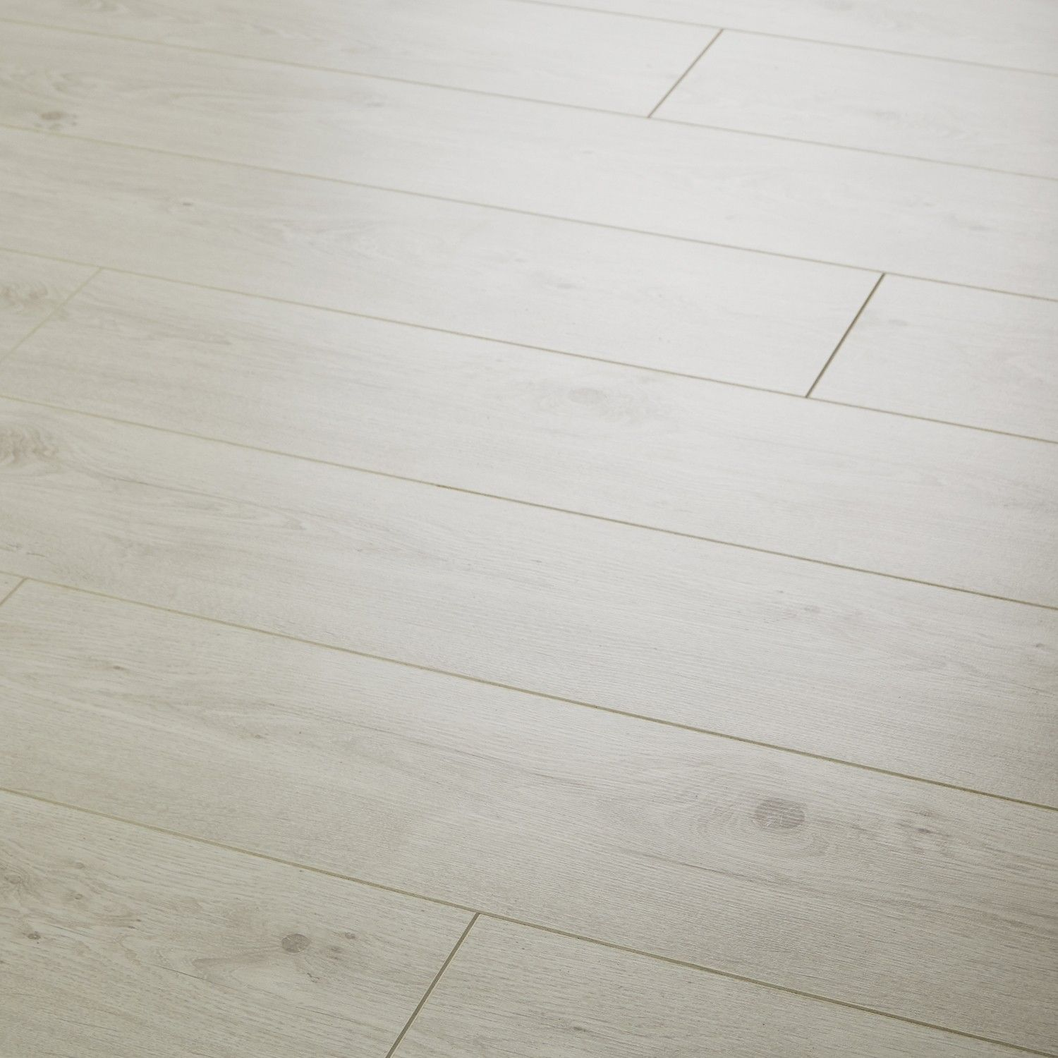 Vitality+Deluxe+White+Oiled+Oak+Laminate+Flooring - Arlington White Oak Effect Laminate - Laminate Flooring Flooring