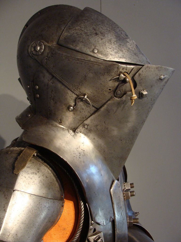late 16th century - 'composite armour for the 'Italian tilt'', North Italian, Karsten Klingbeil Collection, Pierre Bergé & associés Auction House, Brussels, Belgium | Flickr - Photo Sharing!