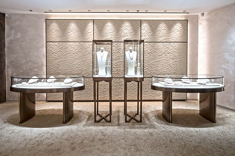 c818b6835c962 MIKIMOTO Hong Kong 1881 Heritage Store IMAGE03 Opening A Boutique, Store  Design, Jewelry Shop