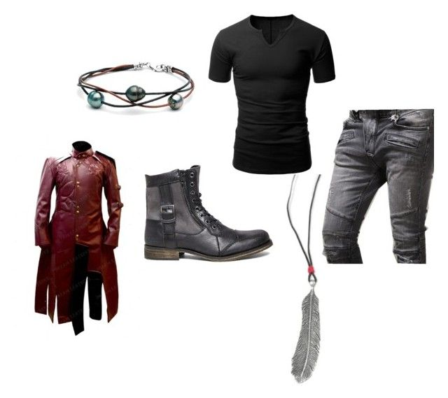 """Camden Coeurl"" by theanyx ❤ liked on Polyvore"