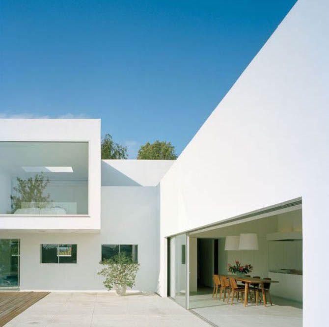 2009 10 exterior design minimalist villa mi bella genio for Casa moderna bella faccia