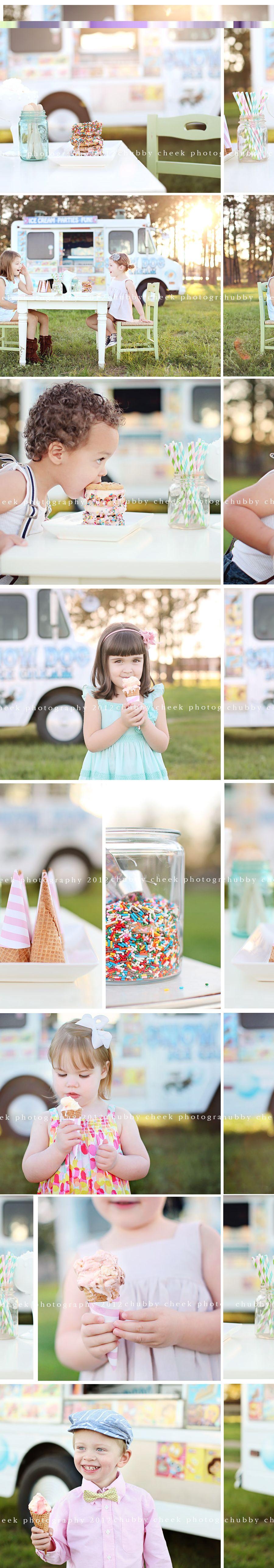 ice cream truck...