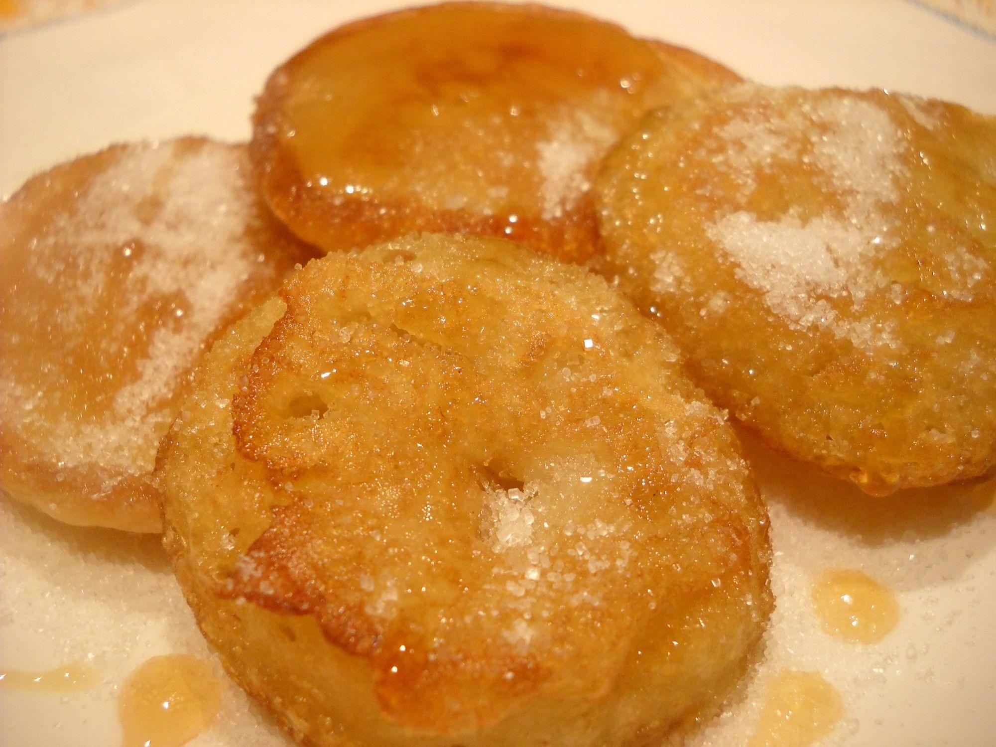 Recetas De Cocina Asturiana: Buñuelos De Viento