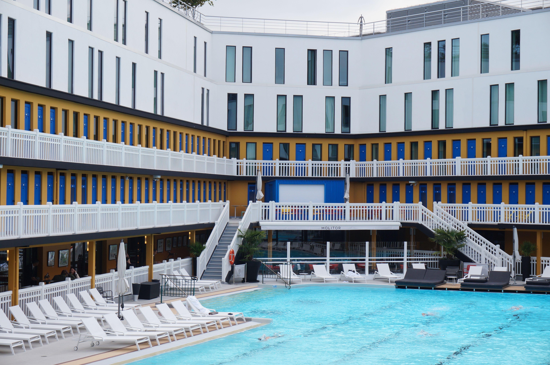Une soir e la piscine molitor lauralou - 2 avenue de la porte molitor 75016 paris ...