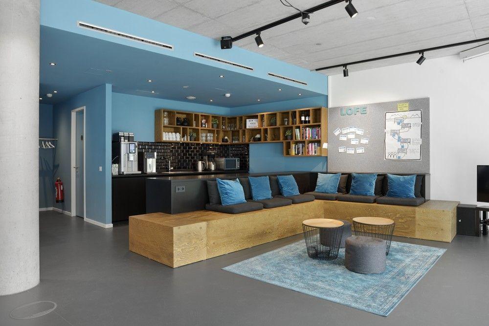 Lässiges Büro mit individuellen Lösungen Design, Buero