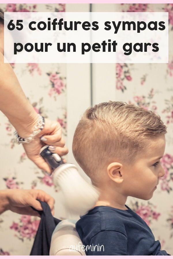 65 coiffures sympas pour un petit gars Maternité