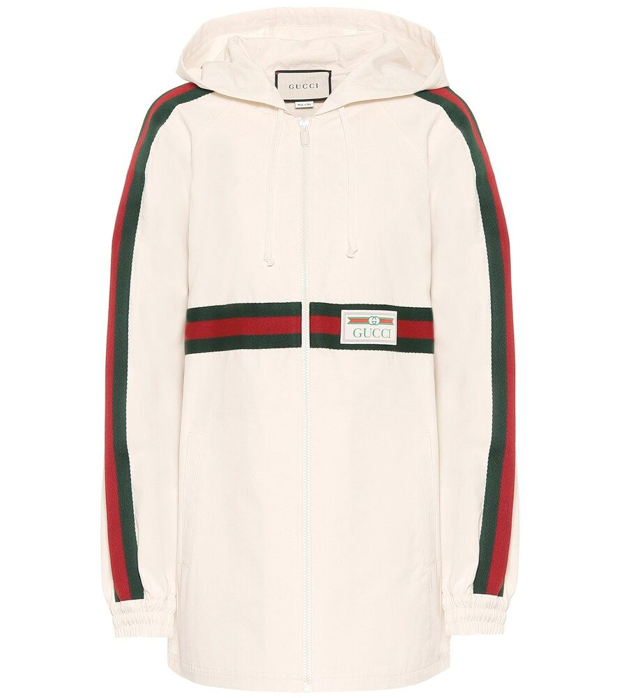 GUCCI COTTON JACKET