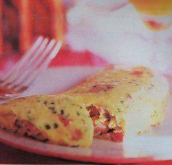 Tortilla de desayuno