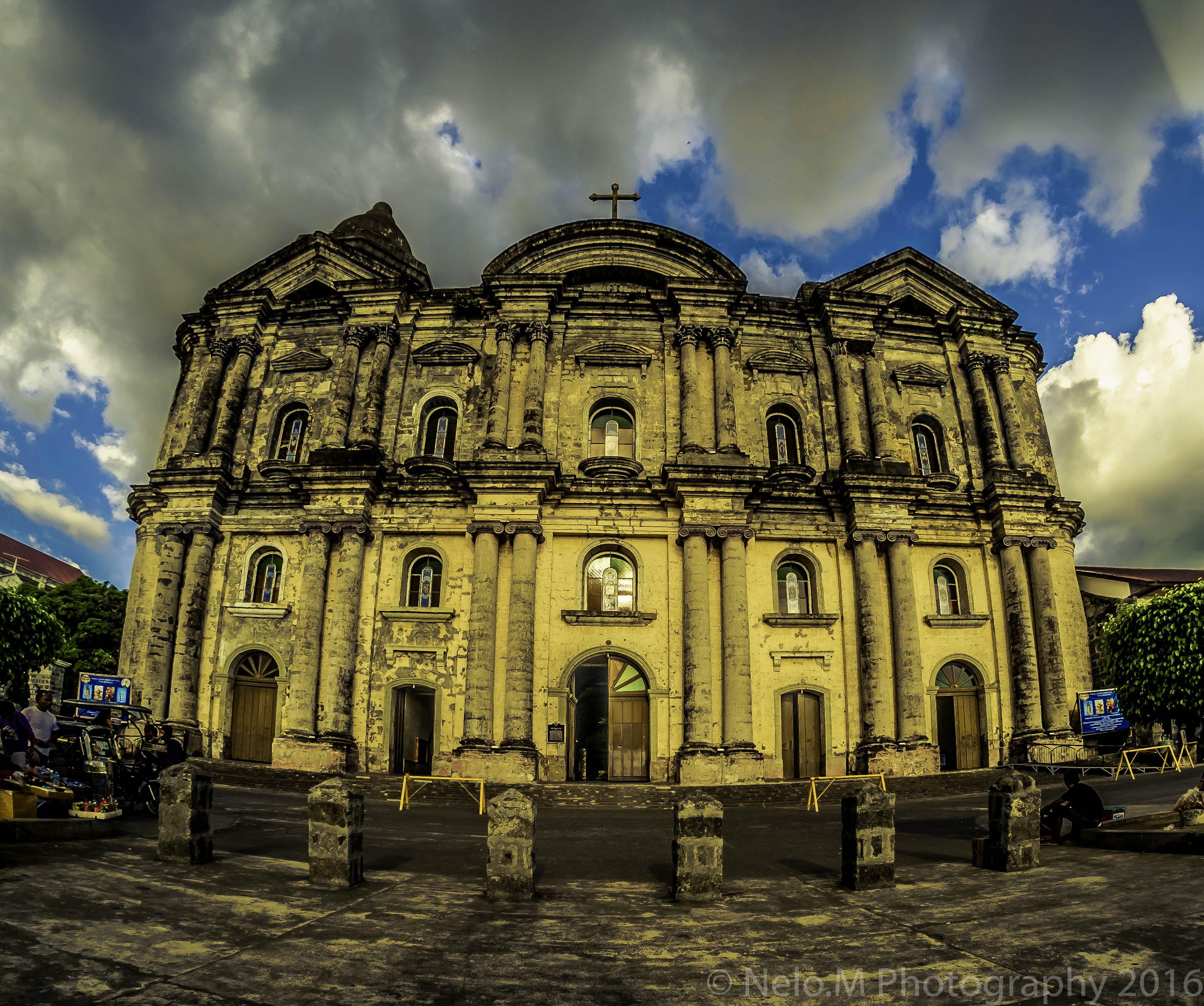 Taal Basilica Church - Taal, Batangas.