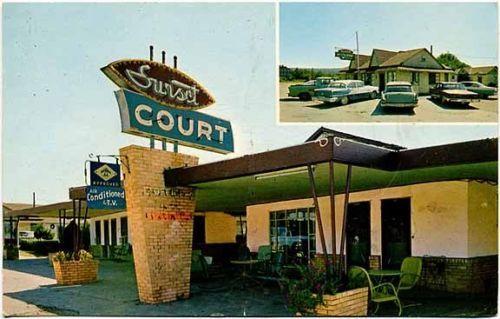Pc Sunset Court Restaurant Marshall Arkansas