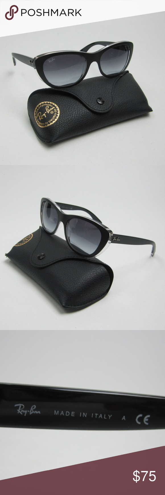 bb9e9a2b065 RayBan RB4227 Sunglasses Italy STL637