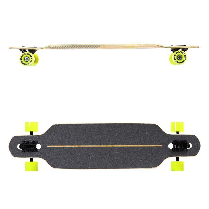 4b8a2c68276 LONGBOARD DROP OXELO - Skateboard Roller, skate, trottinette - Decathlon  149 EUR