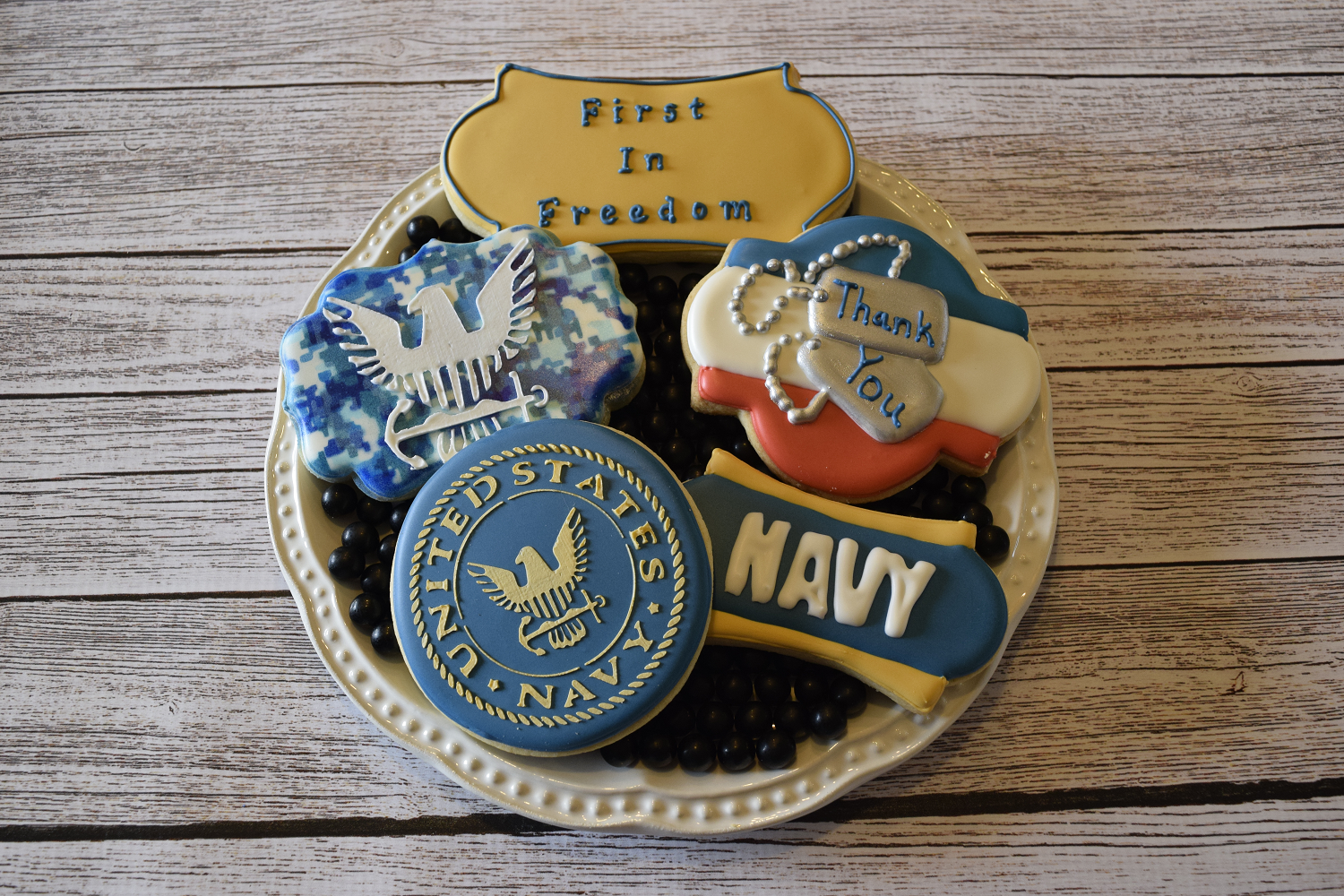 Operation Cookie Takeover Navy Set