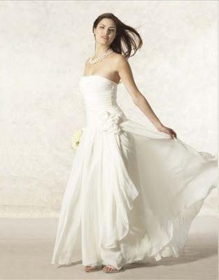 Sissa Noivas e Festas: Jessica McClintock Wedding Dresses | wedding ...