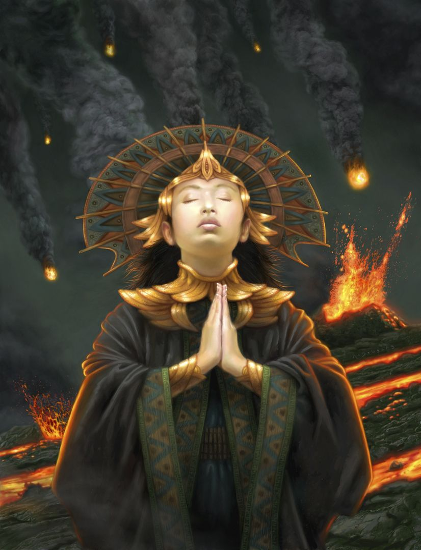 The Doomsday Oracle by ~allendouglasstudio on deviantART