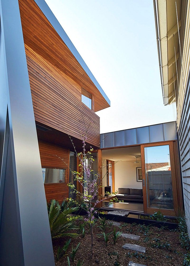 Yarraville Garden House by Guild Architects  House architecture
