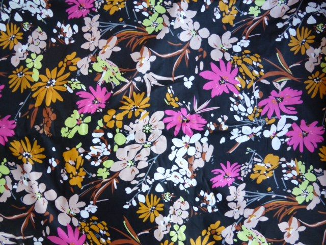 Rosie's dress fabric
