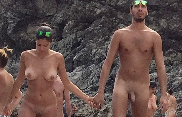 Nudist caught doing more