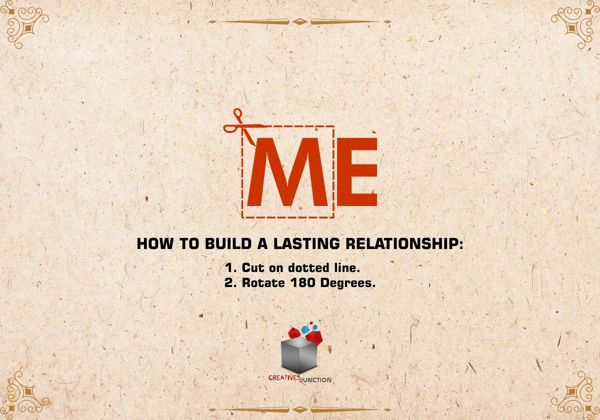 Building Relation..!! Creatives Junction Call us for