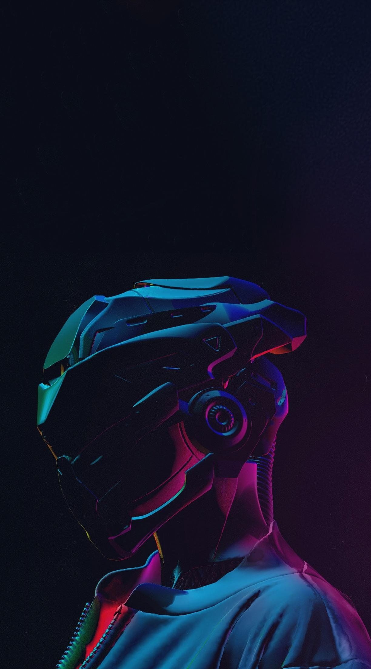Cyberpunk Style Wallpaper I Did For Iphone Cyberpunkgame