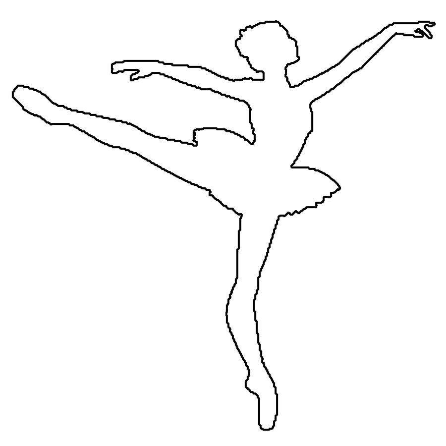 фигурки балерин из бумаги - Поиск в Google | новый год | Pinterest ...