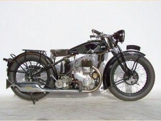 Ariel 557 Sv 1930 Moped Motorcycle Ariel