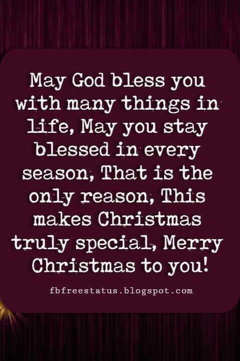Religious christmas card sayings quotes greetings messages religious christmas card wording m4hsunfo
