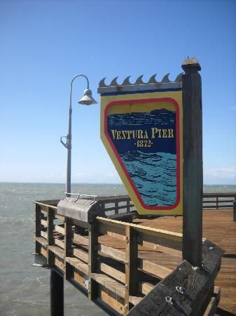 Things To Do In Ventura County Visiting California Pinterest Pier And