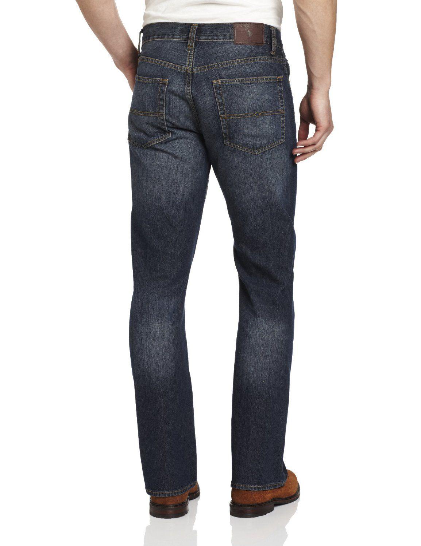 U S Polo Assn Men S Five Pocket Jean Price 32 99 Mens Jeans Jeans Price Pocket Jeans