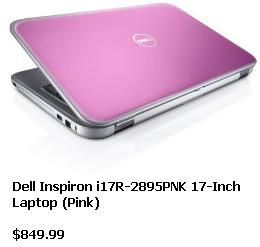 Dell Inspiron Pink Laptop Pink Laptop Pink Dell Inspiron