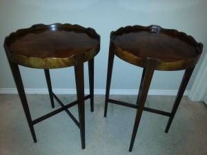 Oklahoma City For Sale Baker Furniture Craigslist Baker Furniture Side And End Tables Furniture