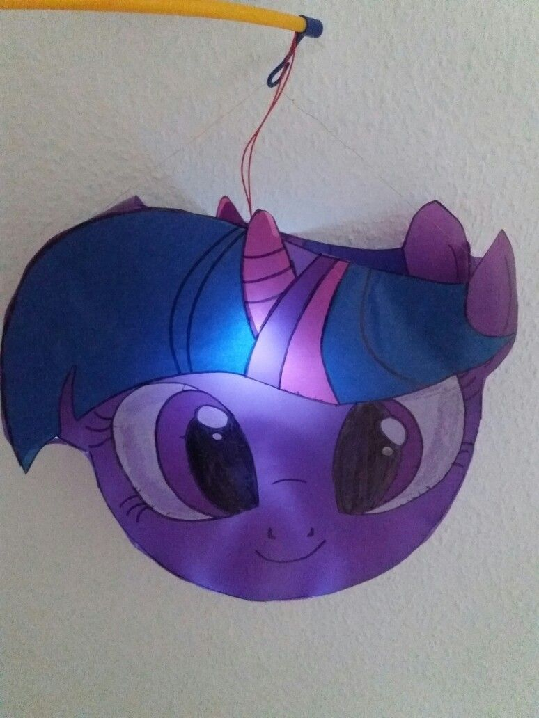 My Little Pony Twilight Sparkle Laterne Twilight Sparkle