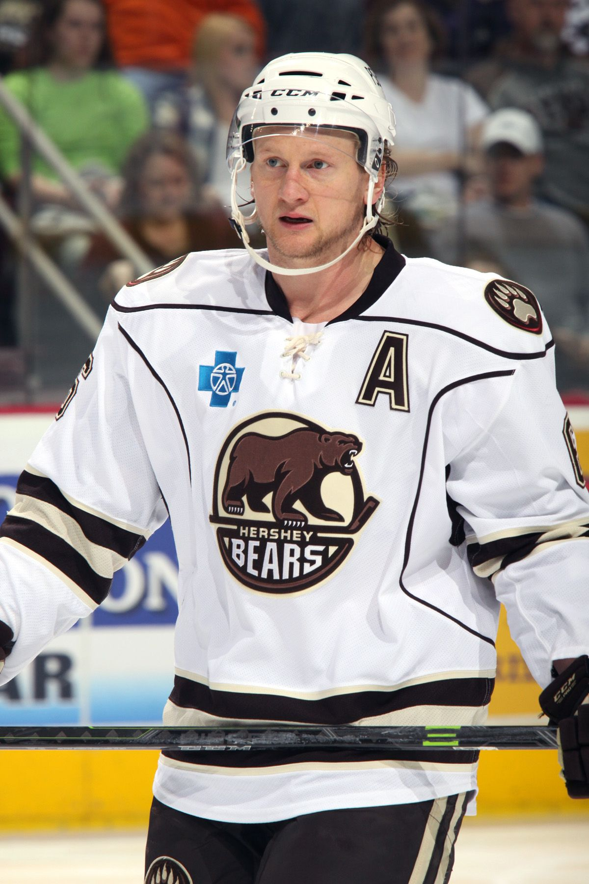 ff4c895daa0 02.07.15 - Hershey Bears alternate captain