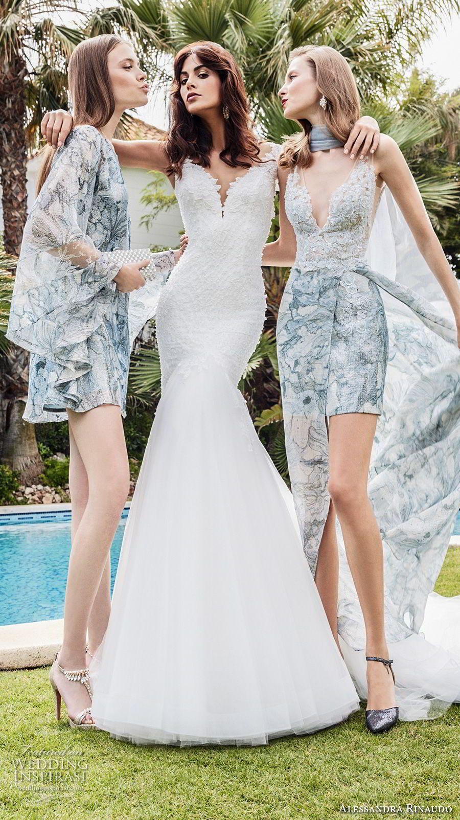Alessandra rinaudo wedding dresses mermaid wedding dresses