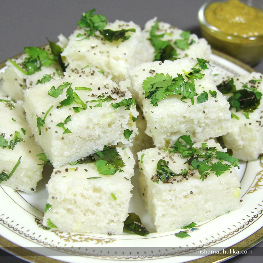 Khatta dhokla is an authentic gujarati recipe you will relish eating khatta dhokla recipe rice dhokla recipe gujarati white dhokla recipe forumfinder Choice Image
