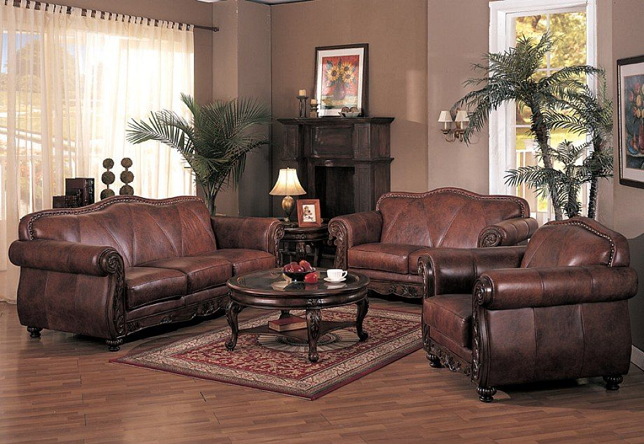 traditional leather living room furniture. traditional furniture | living room and sets . leather w