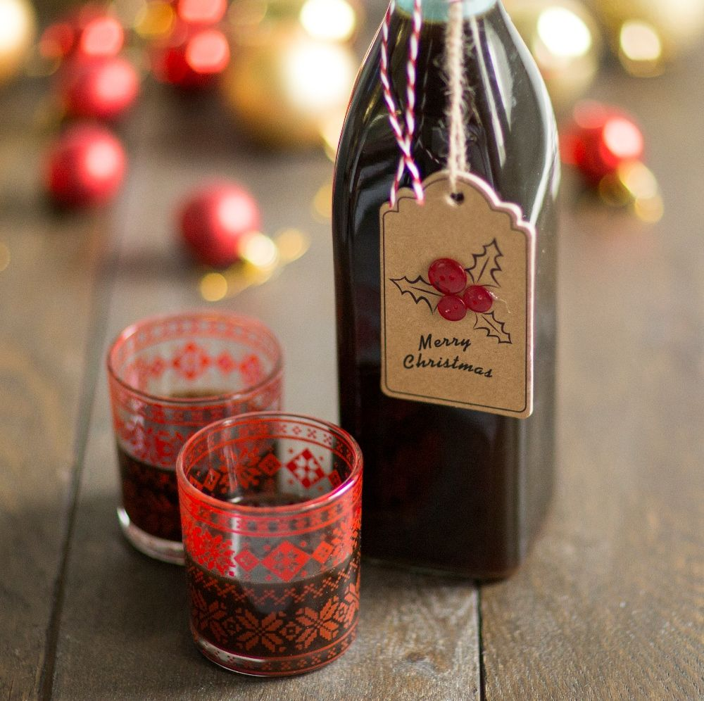 Make This Christmas Pudding Vodka Recipe An After Dinner