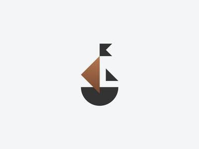 Boat Education Logo Design Graphic Design Logo Minimal Logos Typography