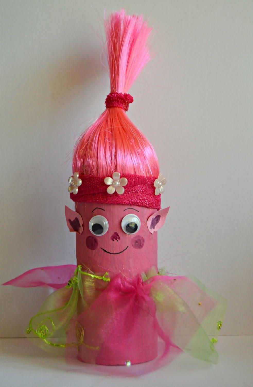 DIY Trolls Inspired Masks and Hair Headbands | Mask template ...