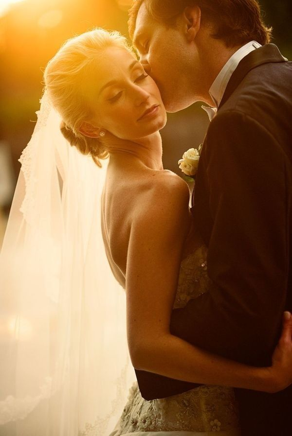 Amp up the romance   The Most Spectacular Sunset Wedding photos   Now Kiss The Bride