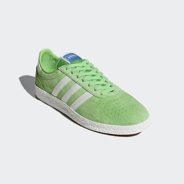 5810733bfa Munchen Super SPZL Shoes Green 10.5 Mens Adidas